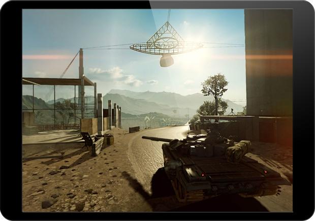 Battlefield op iOS
