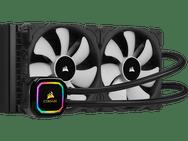 Corsair iCue Pro RGB XT-aio's
