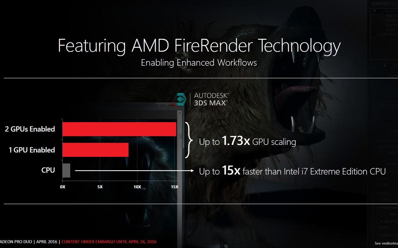 AMD Radeon Pro Duo