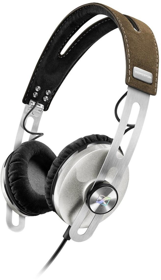 Sennheiser Sennheiser Momentum 2.0 on-ear voor iPhone (Zilver)