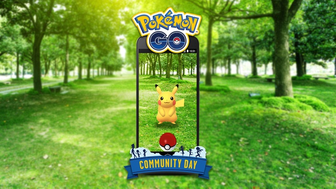 Pokemon Community Days