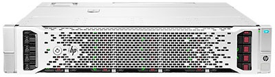 HP D3700 w/25 600GB 12G SAS 15K SFF (2.5in) ENT SC HDD 15TB Bundle