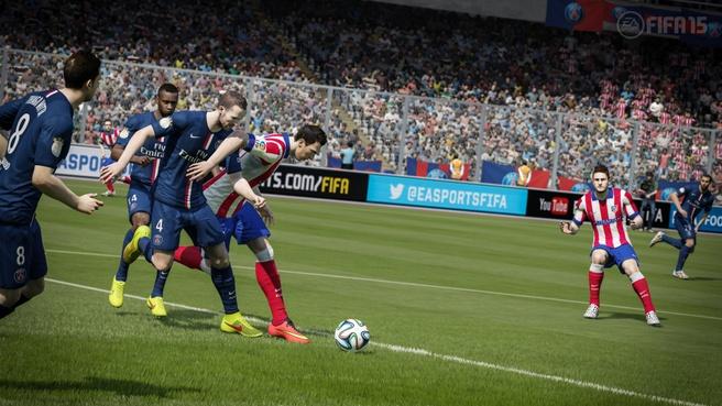 FIFA 15 Gamescom