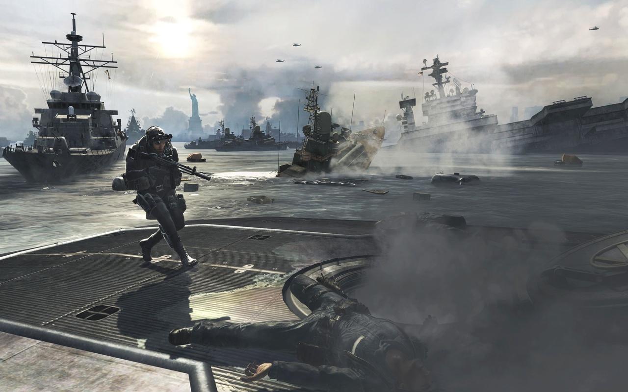 Gamescom: Call of Duty Modern Warfare 3 - Voorlopige Conclusie ...
