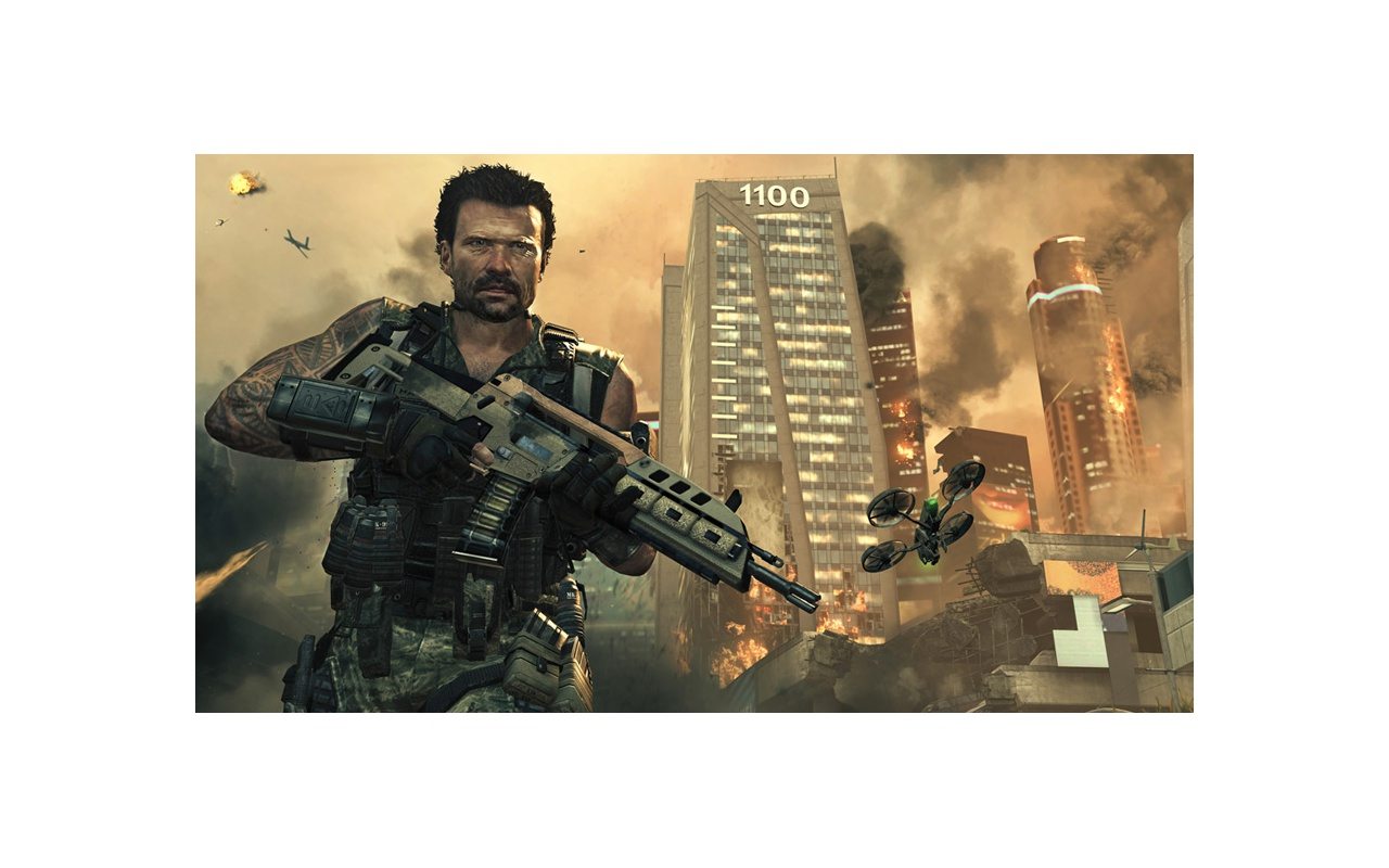 Call of Duty Black Ops II, PC (Windows)