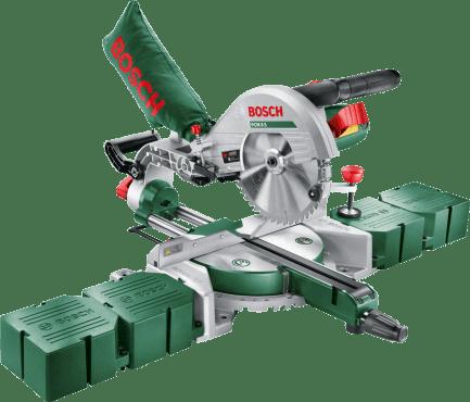 Bosch PCM 8 S afkortzaag met trekfunctie