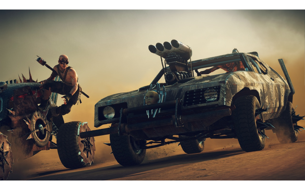 Mad Max 2015, PC (Windows)