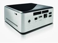 "Intel Intel Next Unit of Computing (3de generatie) Core i5-4250U (met 2.5"" hdd space)"