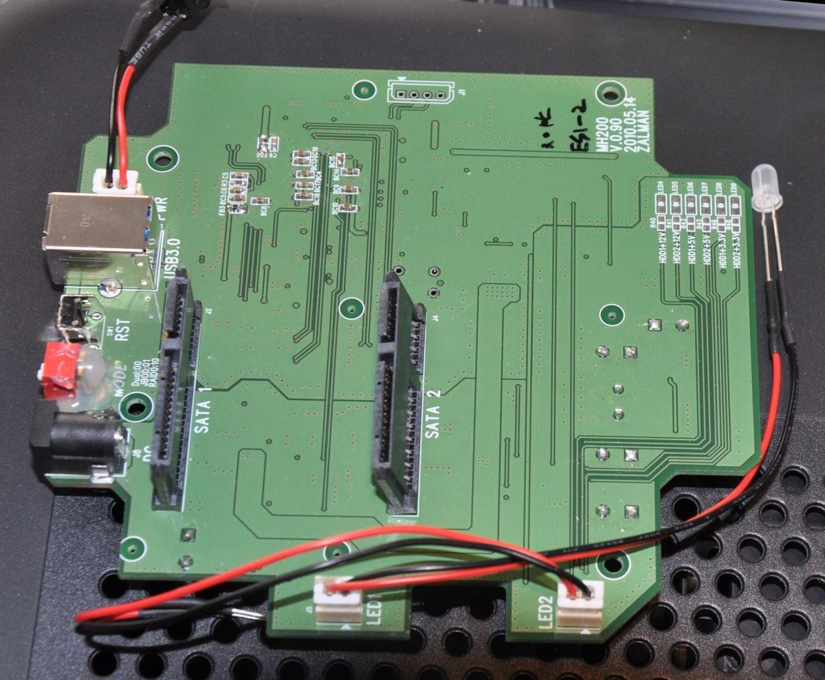 Swell Computex Zalman Toont Usb 3 0 Dock Met Raid Computer Nieuws Wiring 101 Mentrastrewellnesstrialsorg