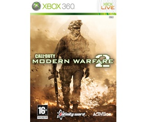 Call of Duty Modern Warfare 2, Xbox 360