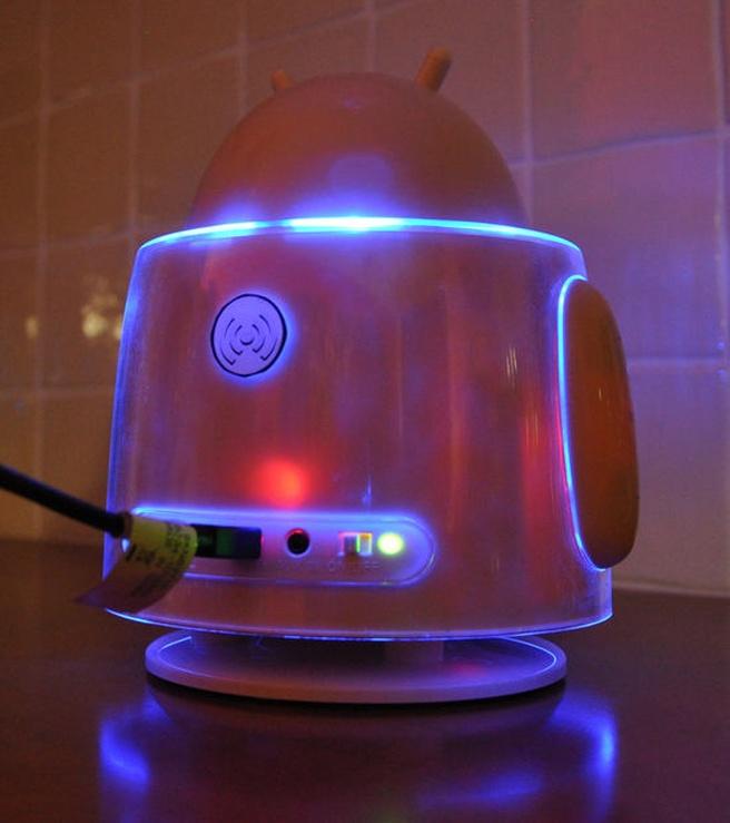 RFID Music Robot