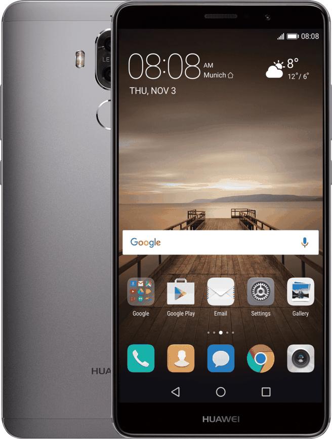 Huawei Mate 9 Dual Sim Grijs