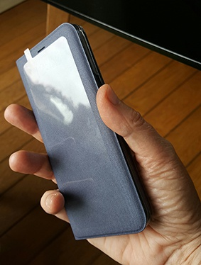 Led View Cover S8