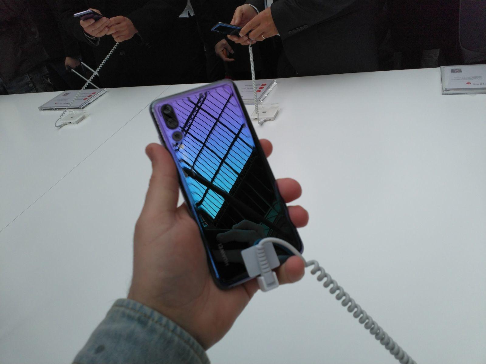 Huawei P20 Pro - Twilight