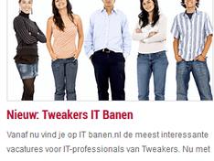 """""""Nieuw"""" IT Banen"""