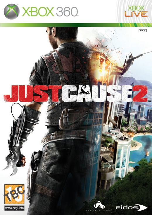 Just Cause 2, Xbox 360