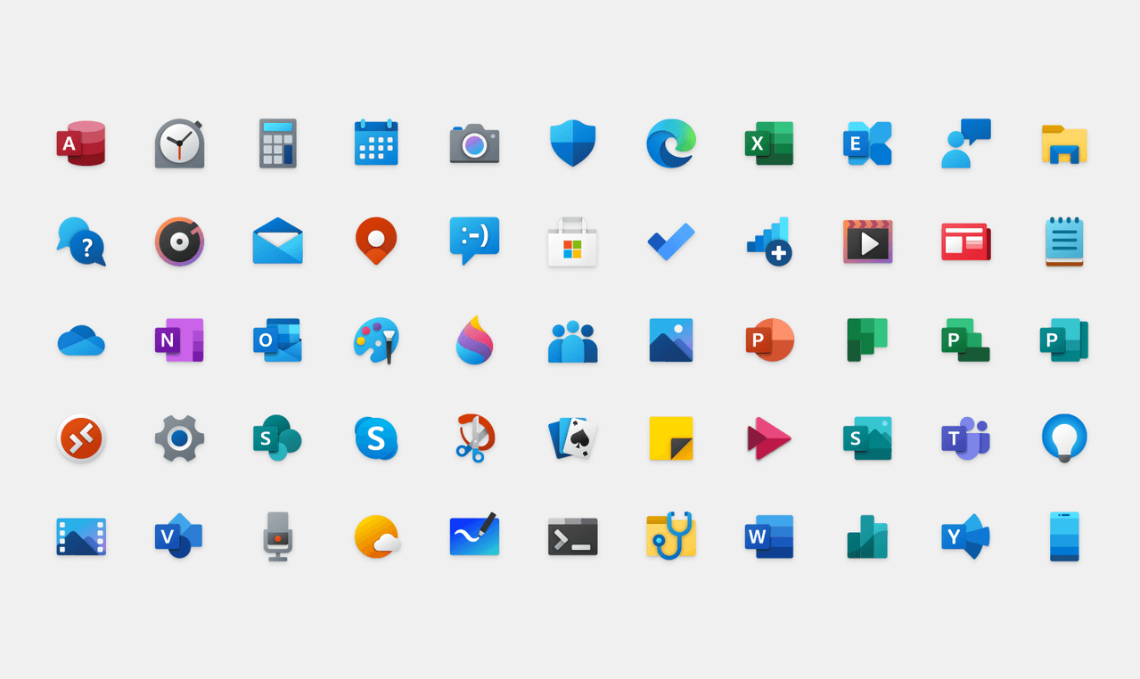Microsoft geeft Windows 10-testbuild met nieuwe icoontjes vrij - Computer - Nieuws - Tweakers