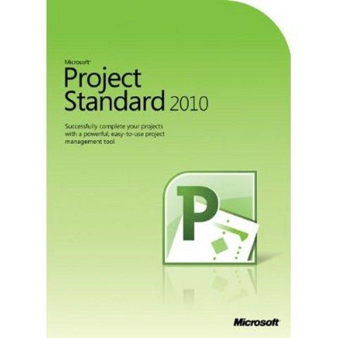 Microsoft Project 2010 Standard NL