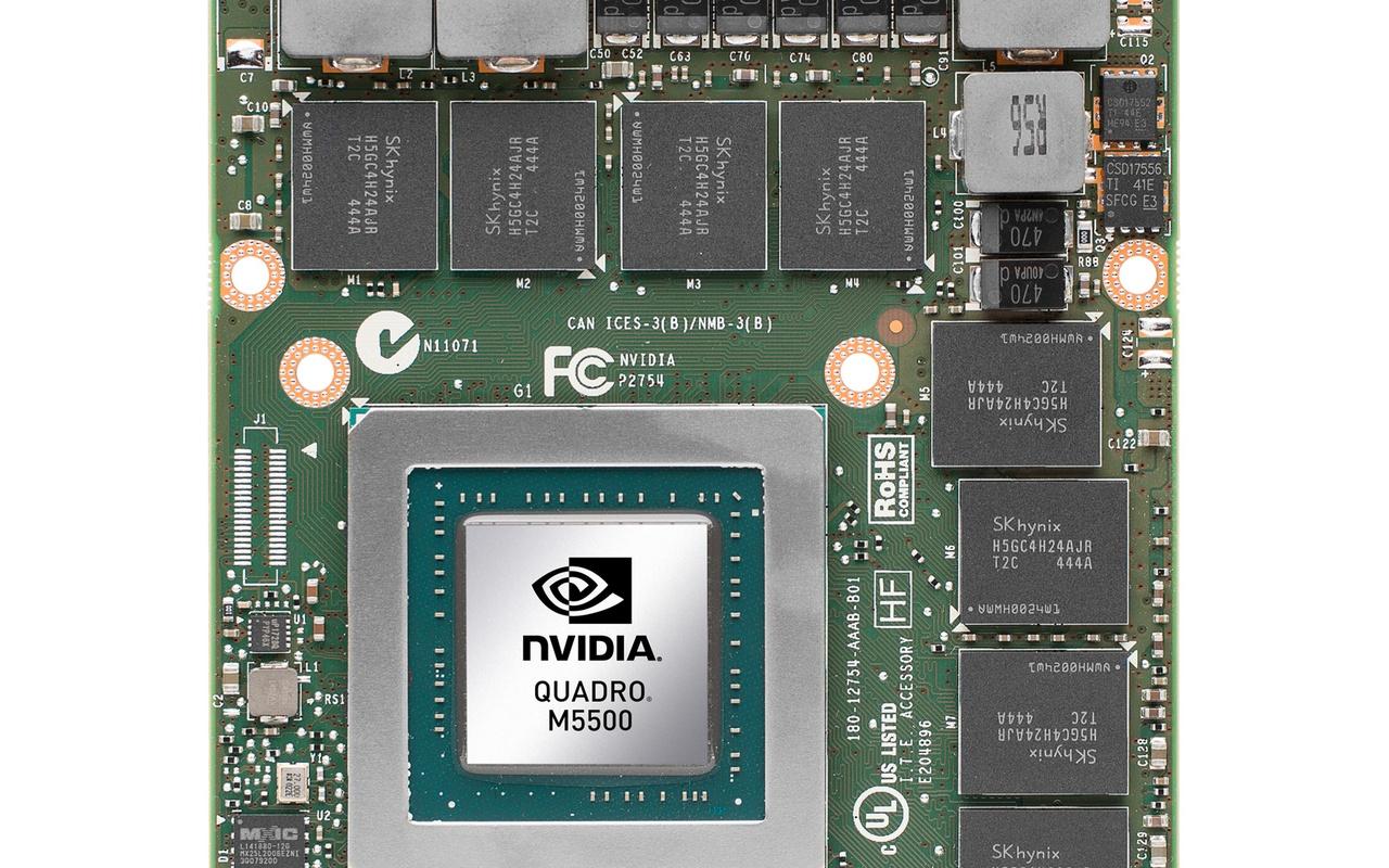 Nvidia Quadro M5500