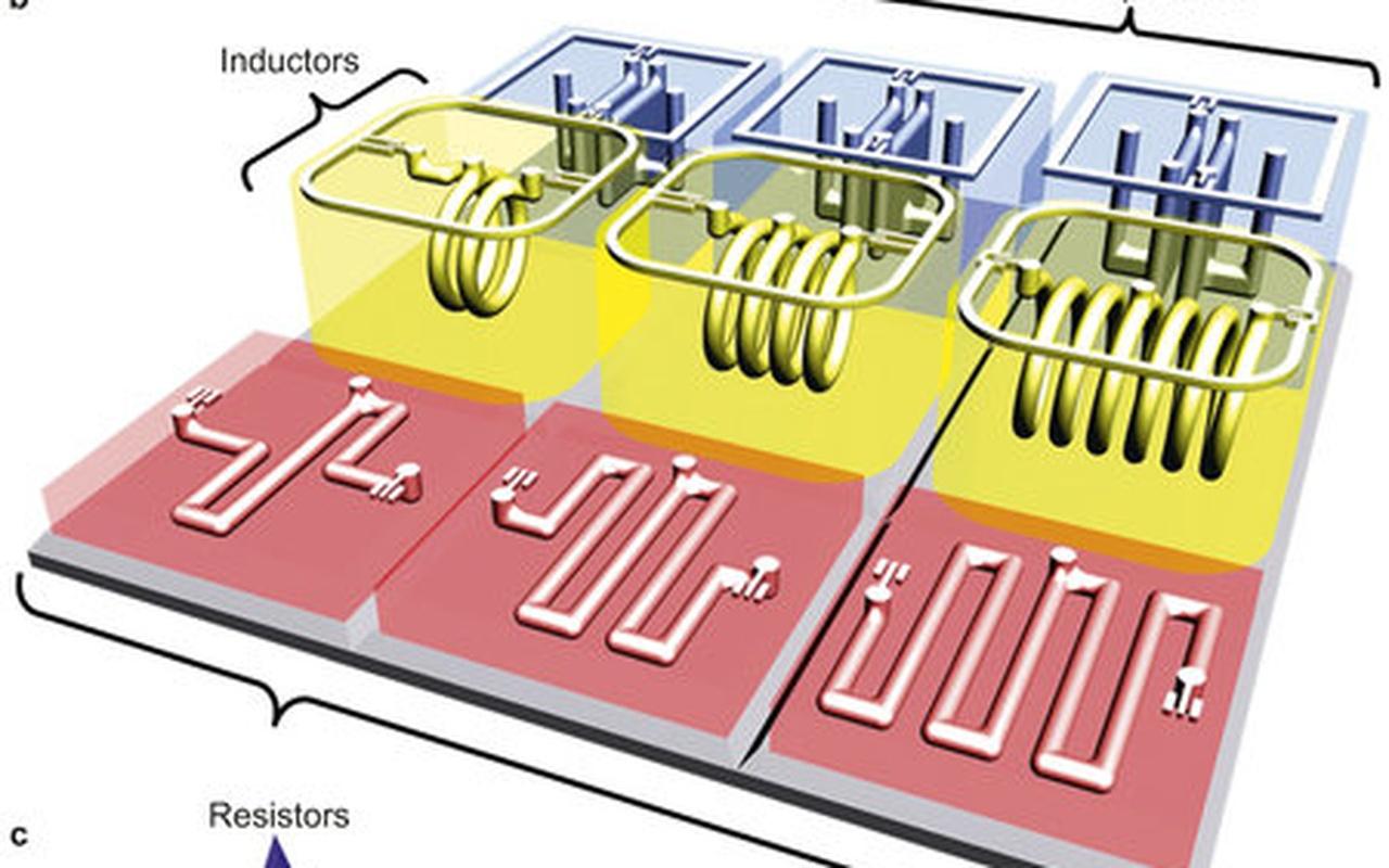 Berkeley 3d printer elektronica
