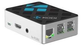 Raspberry Pi 3-case van Kodi