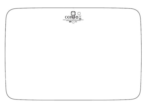 Samsung Galaxy Tab GT-P8110