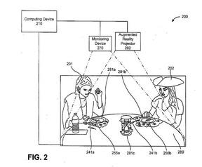 Disney-patent voor eettafels