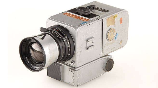 apollo 11 camera maan hasselblad