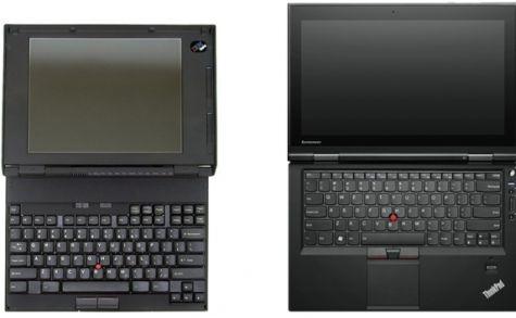 ThinkPad 700C versus X1