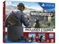 Goedkoopste Sony PlayStation 4 Slim 1TB + Watch Dogs 1 en 2 Zwart