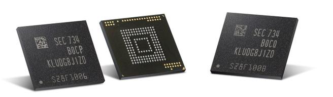 Samsung embedded ufs