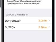 FAA-app B4UFLY