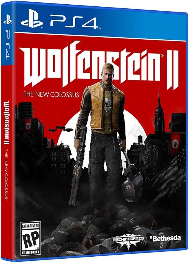 Wolfenstein II: The New Colossus, PlayStation 4