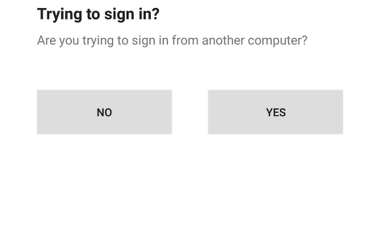 Google inloggen zonder wachtwoord