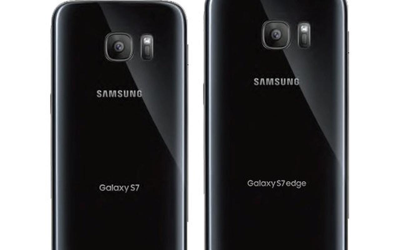 Vermoedelijke Galaxy S7 en S7 Edge