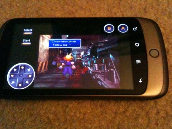 Playstation-emulator Android