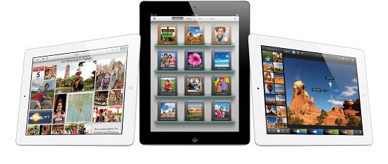 iPhoto voor iPad