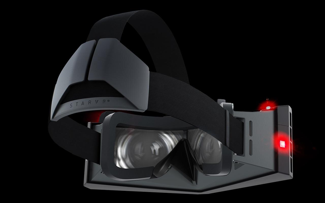 StarVR development kit