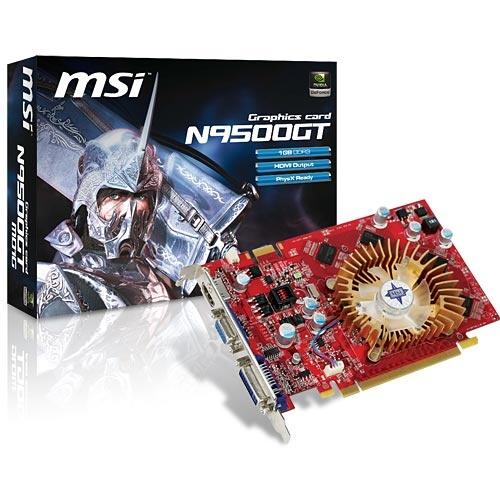 Msi n9500gt