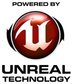 Powerd By Unreal Engine 4