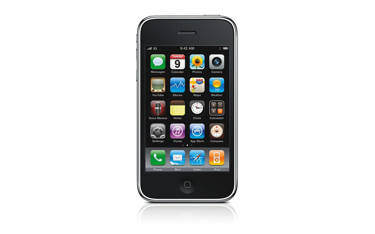 Apple iPhone 3GS 16GB Wit