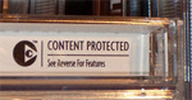 Cd-label van Sony's DRM