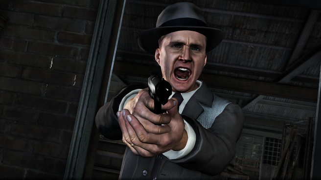 Hands-on LA Noire