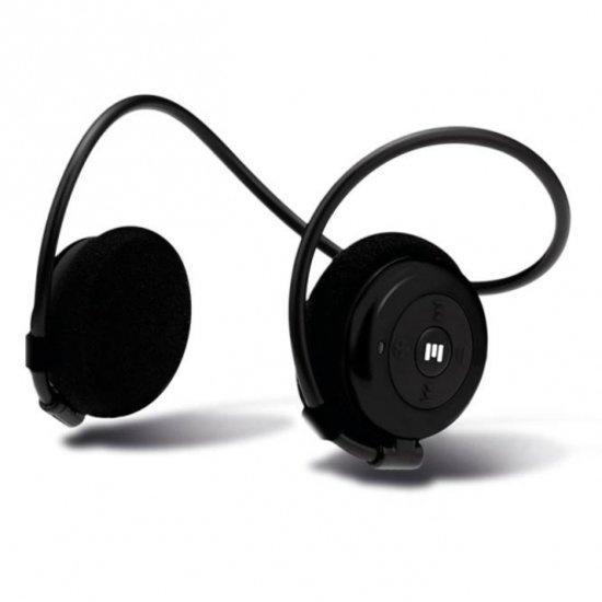 Miiego AL3 freedom draadloze bluetooth koptelefoon vrouw (Zwart)