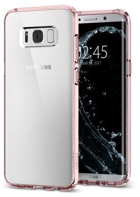 Spigen Samsung Galaxy S8 Plus Hoesje Ultra Hybrid Roze