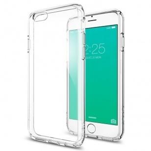Spigen Ultra Hybrid Apple iPhone 6s Case - SGP11598 - Crystal Clear