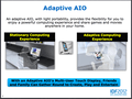 Adaptive all-in-ones IDF 2012