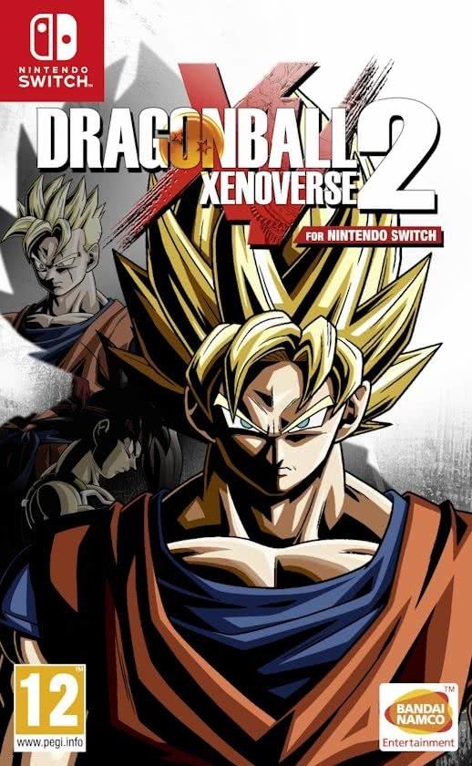 Dragon Ball Xenoverse 2, Nintendo Switch