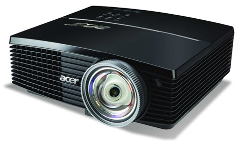 Acer H5200 3d-projector