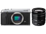 Fujifilm X-E2s KIT + XF18-55mm Zilver